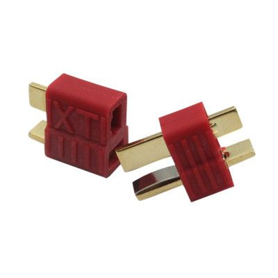 Lithium Polymer Battery Connector (Red)