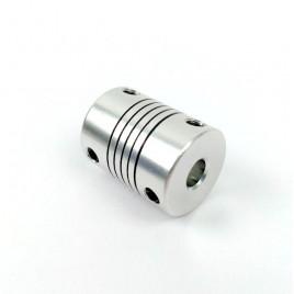 Stepper Motor Flexible Coupling  6mmx10mm