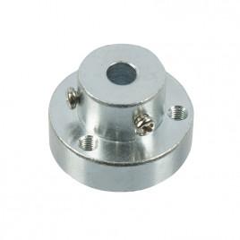 Metal Key Hub - 8mm