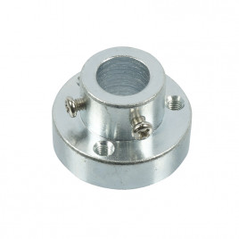 Metal Key Hub - 15mm