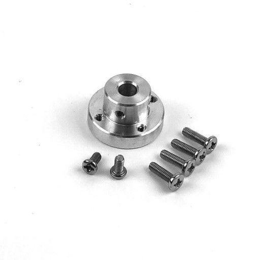 Metal Key Hub - 6mm