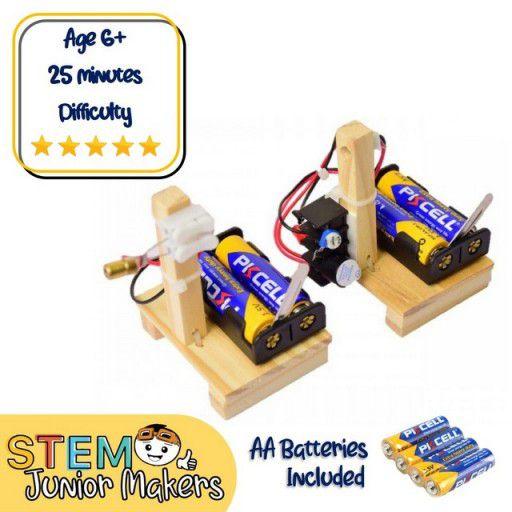 DIY Laser Alarm System STEM Kit