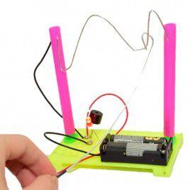 DIY Wire Loop Circuit Detector (with Batteries)