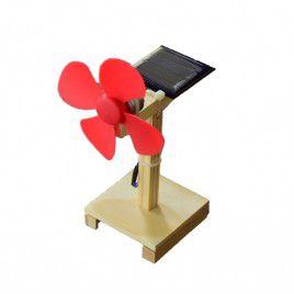 DIY Solar Powered Fan