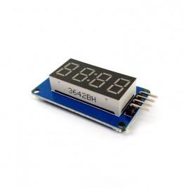 0.36 Inch 4 digit 7-segment TM1637 Module