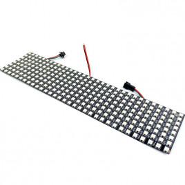 WS2812B NeoPixel 8x32 LED Panel-256 LED