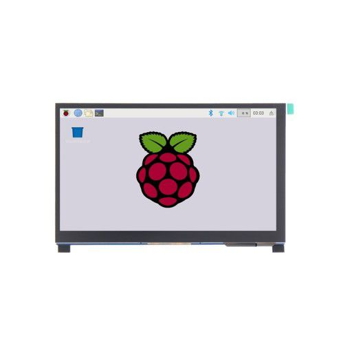 7-inch 800x480 DSI Capacitive Touchscreen for Raspberry Pi