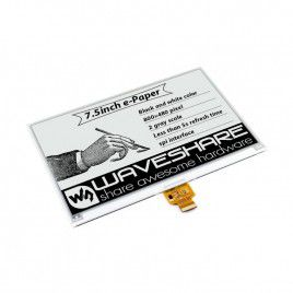 7.5 inch E-Ink Raw Display Panel - Dual-color