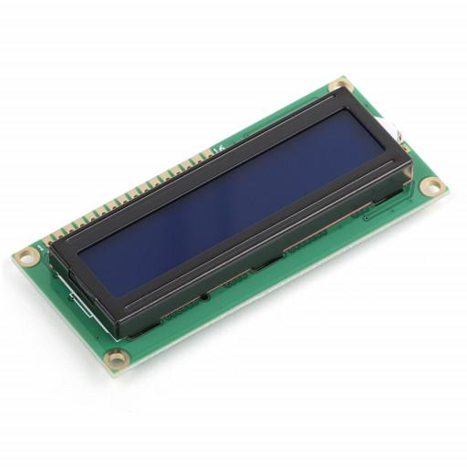 LCD (2x16) Blue Backlight