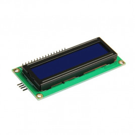 I2C 1602 Serial LCD for Arduino & RPI