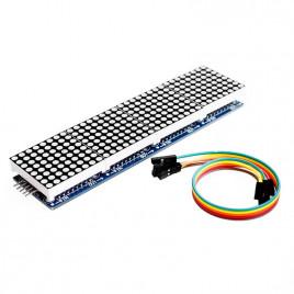 4 In 1 MAX7219 Dot Matrix Display Module