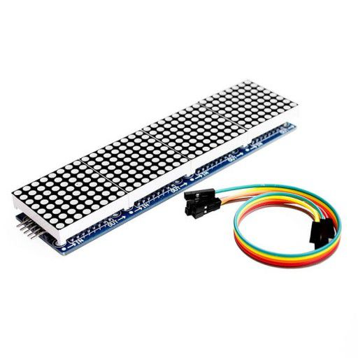 4 In 1 MAX7219 Dot Matrix Display Module