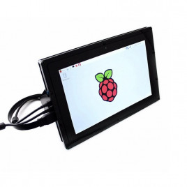 10.1inch HDMI LCD (B) (with case), 1280x800, IPS