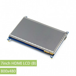 7inch HDMI LCD (B), 800x480, supports various systems