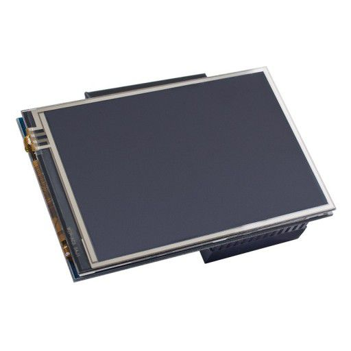 3.5-Inch TFT Touch Screen for RPI 3B/3B+/4B