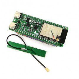 Cucumber RIS ESP32-S2 Dev Board with Sensors