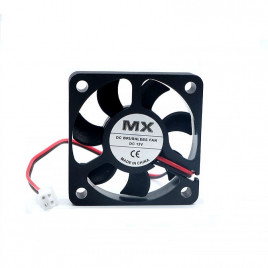 12V 5010 Square Brushless Cooling PC Fan