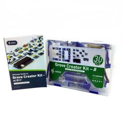 Grove Creator Kit - β (30 Sensors in 1)