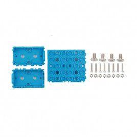 Grove Wrapper 2x1 Blue (4 pcs)