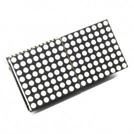 16x8 LED Matrix HAT for Raspberry Pi