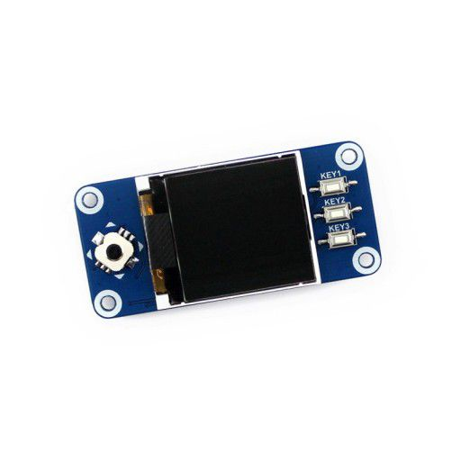 1.44inch LCD display (128x128) HAT for Raspberry Pi