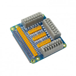 RPI Multifunctional GPIO Expansion Board