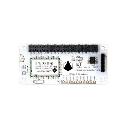 LoRa Node pHAT for Rpi - Multi Frequency