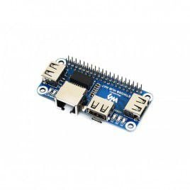HAT Ethernet và Hub USB cho Raspberry Pi Zero