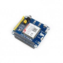 4G / 3G / 2G / GSM / GPRS / GNSS HAT for Raspberry Pi