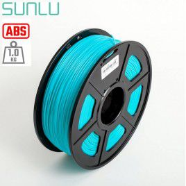 1KG 1.75mm ABS Filament (Cyan)