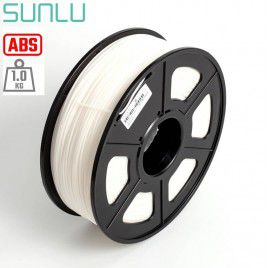 1KG 1.75mm ABS Filament (White)