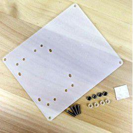 Acrylic Base Plate for Arduino Uno