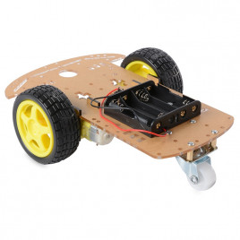 2WD Smart Robot Car Chassis
