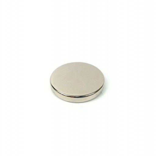 Magnet Disc Strong N45 OD:20mm x H:3mm