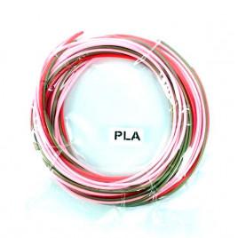 3 Colors 1.75mm PLA Filaments for 3D Pen-9 Meters