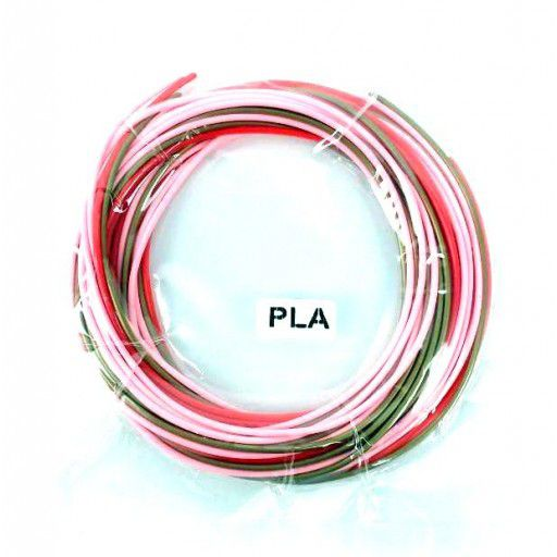 3 Colors 1.75mm PLA Filaments for 3D Pen-9 Meters
