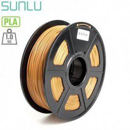 3D Printer 1.75mm PLA Filament (สีน้ำตาล)