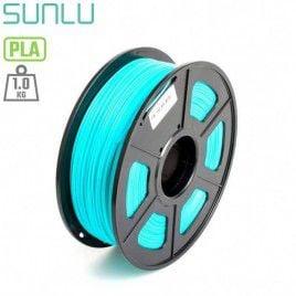 3D Printer 1.75mm PLA Filament (สีฟ้า)