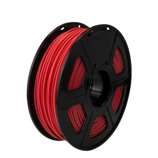3D Printer 1.75mm PLA Filament(Fluorescent Red)