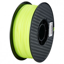 3D Printer 1.75mm PLA Filament(Fluorescent Yellow)