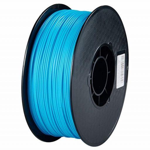 3D Printer 1.75mm PLA Filament (Light Blue)