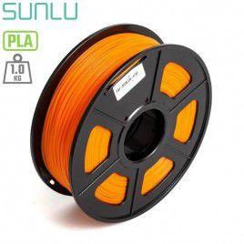 3D Printer 1.75mm PLA Filament (สีส้ม)