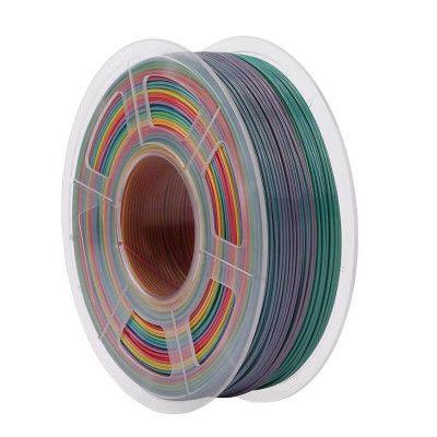 3D Printer 1.75mm PLA Filament (Rainbow)