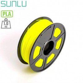 3D Printer 1.75mm PLA Filament (สีเหลือง)