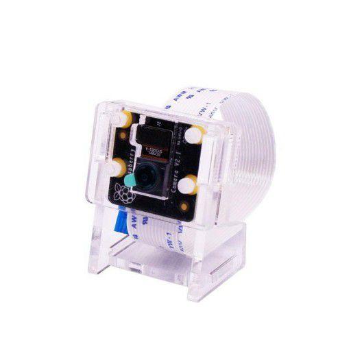 Acrylic Case Holder for RPi Camera Module