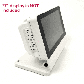 Smarti Pi Touch PRO Large White Case for RPi Display