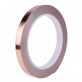 10mm Copper Foil Tape with Conductive Adhesive- 25M