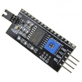 I2C Module for Character LCD