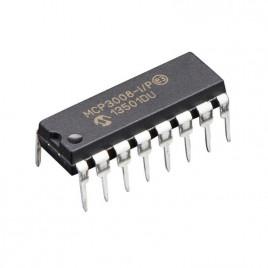MCP3008 - Analogue to Digital Converter