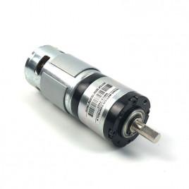 24V 100RPM 128 5kgfcm DKM DC Motor with Geadbox